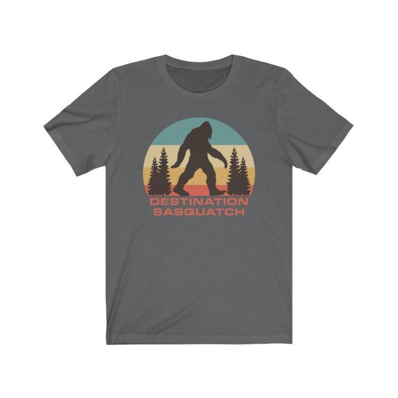 DS Bigfoot Sunset Short Sleeve Tee 4