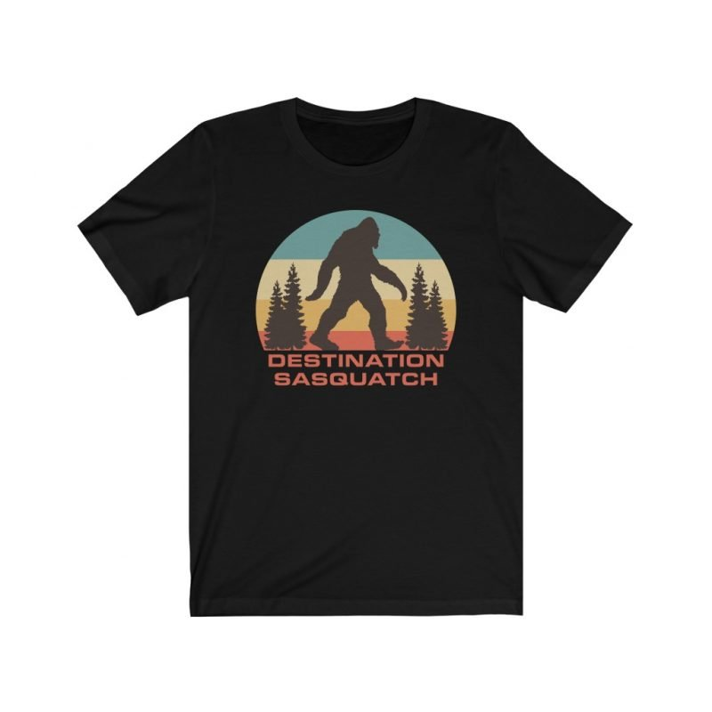 DS Bigfoot Sunset Short Sleeve Tee 1