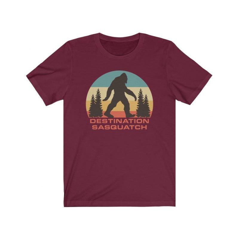 DS Bigfoot Sunset Short Sleeve Tee 6