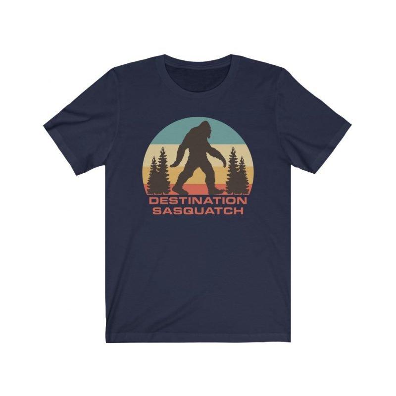 DS Bigfoot Sunset Short Sleeve Tee 5