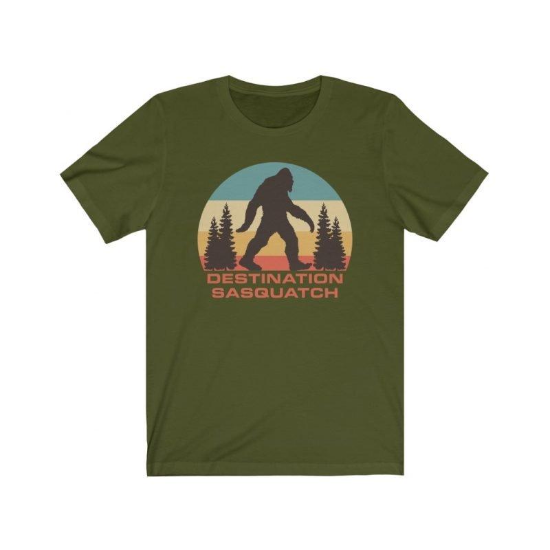DS Bigfoot Sunset Short Sleeve Tee 3