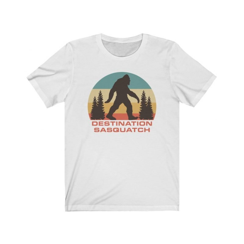 DS Bigfoot Sunset Short Sleeve Tee 2