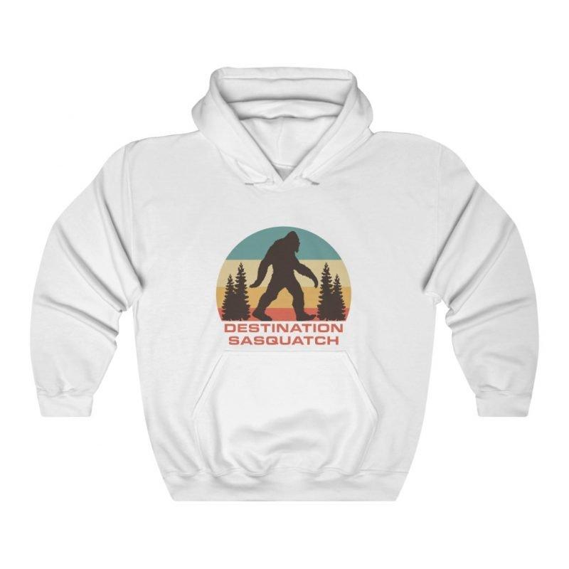 DS Bigfoot Sunset Hooded Sweatshirt 2