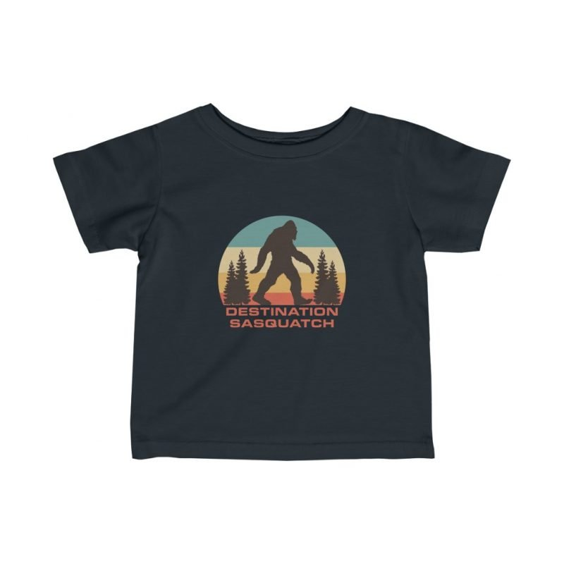 Bigfoot Infant Tee 5