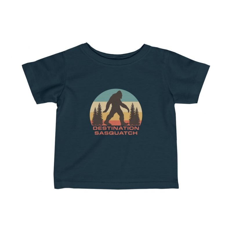 Bigfoot Infant Tee 1
