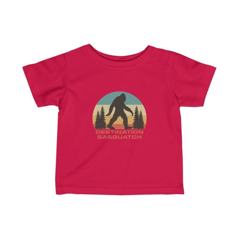 Bigfoot Infant Tee 6