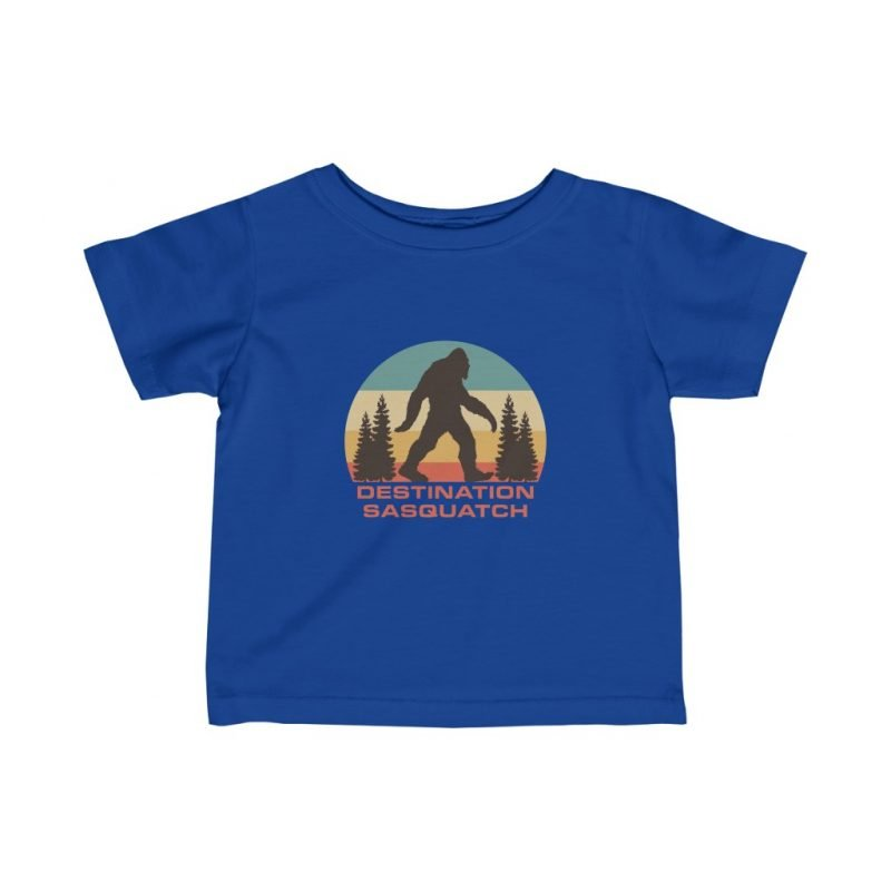 Bigfoot Infant Tee 4