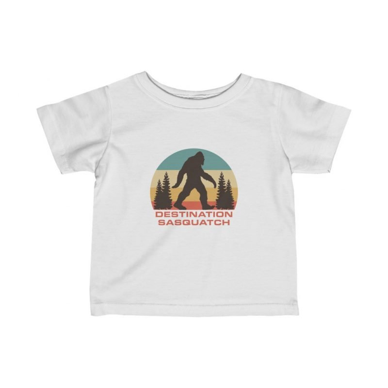 Bigfoot Infant Tee 2